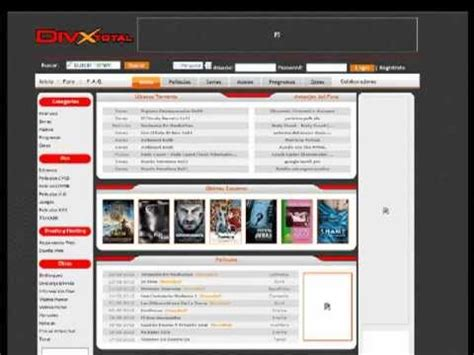 Paginas para descargar torrents - YouTube