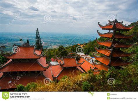Pagoda, Templos Asia Vietnam Phan Thiet Verano Foto de ...
