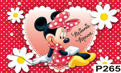 Painel Minnie Mouse Vermelha frete gráti | CLIM CENTER | Elo7