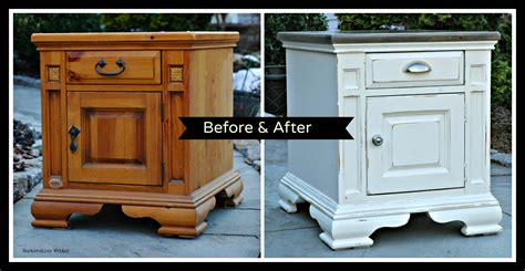 Paint Pine Furniture with a Driftwood Effect - Restoration ...