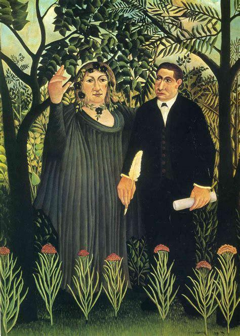 Painting Henri Rousseau on Pinterest | Henri Rousseau ...