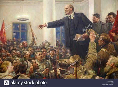 Painting Lenin Revolution Stock Photos & Painting Lenin ...