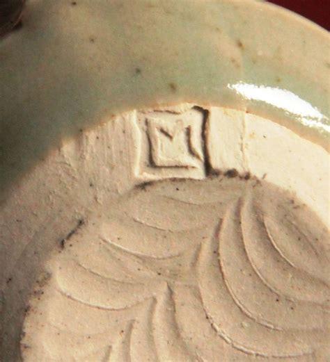 Pair of Studio Pottery Demitasse Stoneware Mugs - Merryn ...