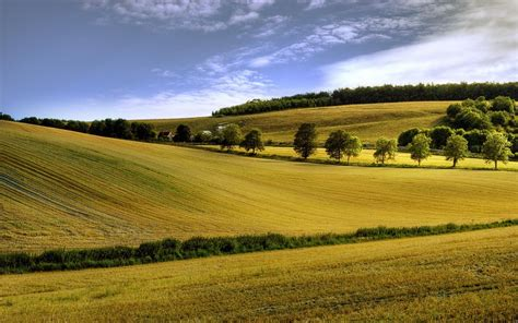 Paisaje del campo del verano alta resolución Fotos fondos ...
