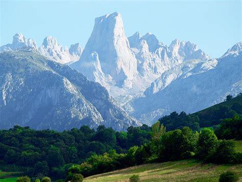paisajes bonitos de españa picos de europa montañas ...