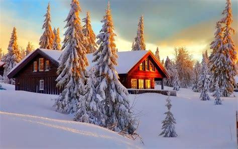 paisajes de invierno con nieve - Buscar con Google | La ...