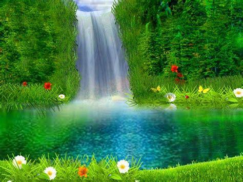paisajes lindos con cascadas - Buscar con Google   Bellos ...