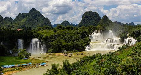 Paisajes naturales: las cascadas más espectaculares del ...