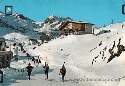 paisajes nevados   Comprar Otras postales de España en ...