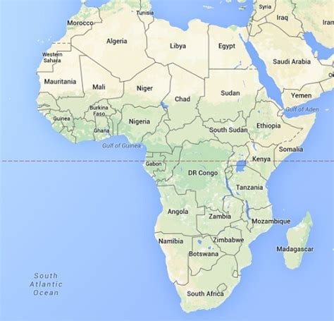 Países subdesarrollados. Lista completa   DeFinanzas.com