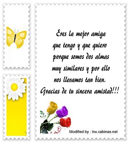 Palabras para mi mejor amiga | Frases de amistad | Cabinas.net
