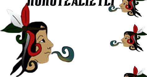 Palabras Y Frases En Nahuatl 1 El Idioma Nahuatl ...