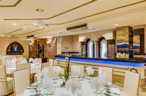 Palacete Arabe I – Restaurante El Lucero, Huetor Vega ...