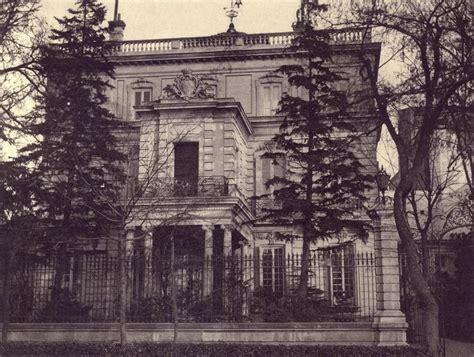 Palacio Conde de Romanones. 20 de marzo de 1906. | Madrid ...