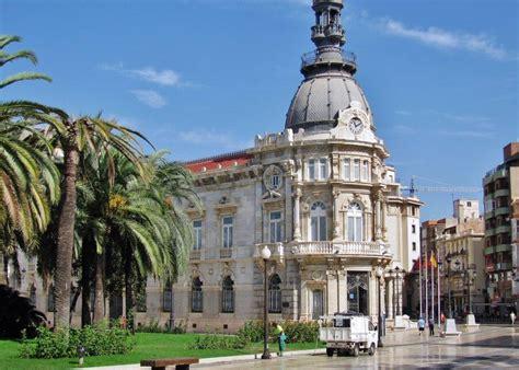 Palacio Consistorial de Cartagena en Murcia   Spain ...