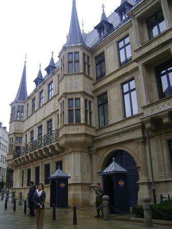 Palacio de los Grandes Duques, Ciudad de Luxemburgo ...