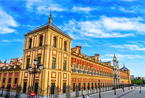 Palacio de San Telmo   Monumentos de Sevilla – Noticias de ...