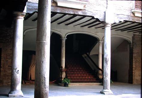 Palacio de Villahermosa y la Iglesia - Pedrola :: SIPCA