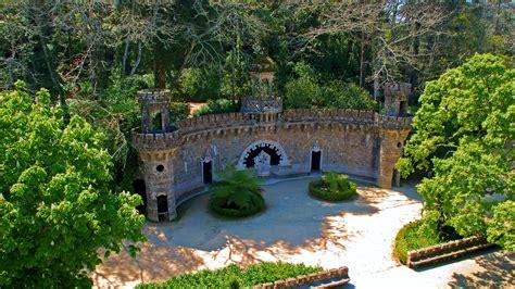 Palácio e Quinta da Regaleira, Sintra, Portugal