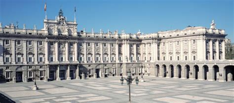 PALACIO REAL DE MADRID VISITA Y HORARIOS
