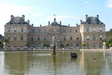 Palacio y Jardines de Luxemburgo   París