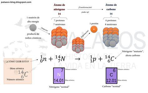 Palaeos, la historia de la Vida en la Tierra: Carbono 14 ...