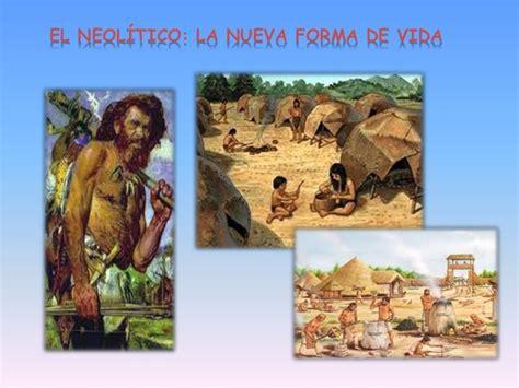 Paleolítico y Neolítico. clase 3.