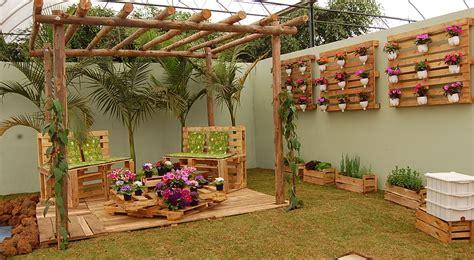 Palets de madera para decoración, ¡nuevas ideas!