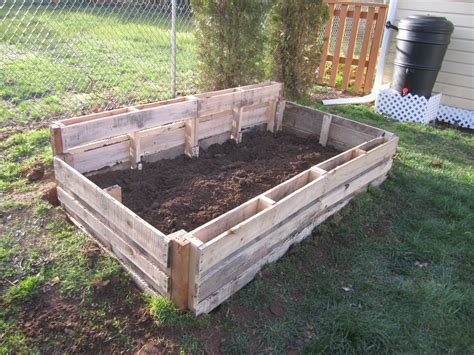 Pallet Garden Boxes | Home | Jardins, Jardinage potager ...