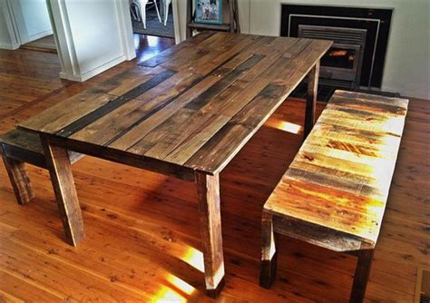 Pallet Kitchen Table Ideas - Pallet Idea