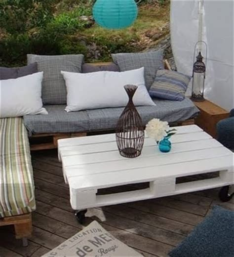 Pallet Patio Furniture – Easy Making Of Pallet Furniture ...