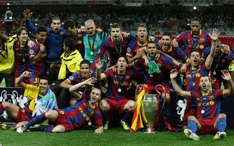 Palmarés de la Champions League / Copa de Europa: Década ...