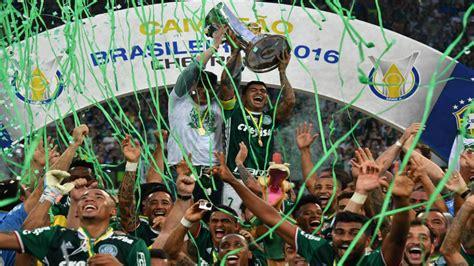 Palmeiras vuelve a ser campeón de Brasil 22 años después ...