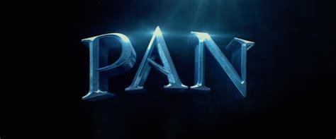 Pan  2015 film  | Logopedia | FANDOM powered by Wikia