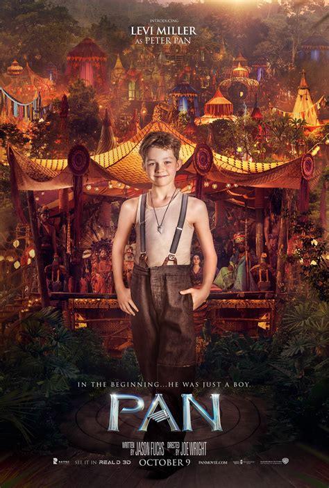 PAN  2015    Levi Miller as Peter Pan | Movies | Pinterest ...