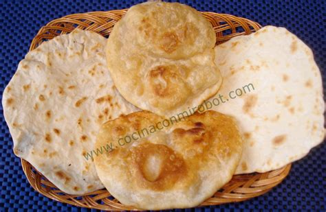 Pan Chapati Thermomix | Panes | Chapati, Thermomix y Recipes