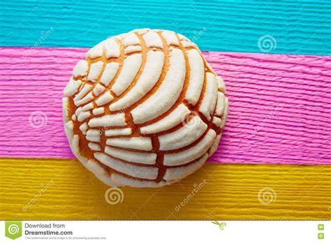Pan dulce mexicano de Conchas tradicional Foto de archivo ...