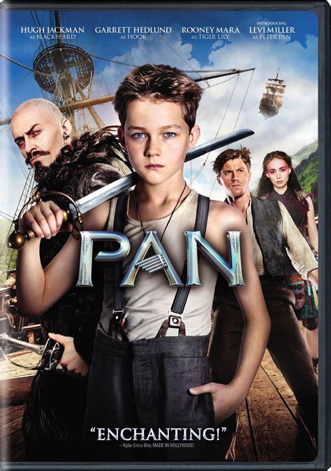 Pan DVD Release Date December 22, 2015