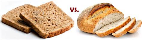 Pan integral vs. pan blanco: ¿cuál es más nutritivo, cuál ...