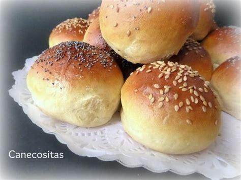 Pan para hamburguesas 3 thermomix   Thermomix   Pan bread ...