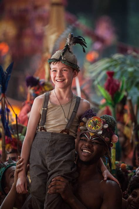 Pan: Rooney Mara and Joe Wright Talk Tiger Lily Casting on ...