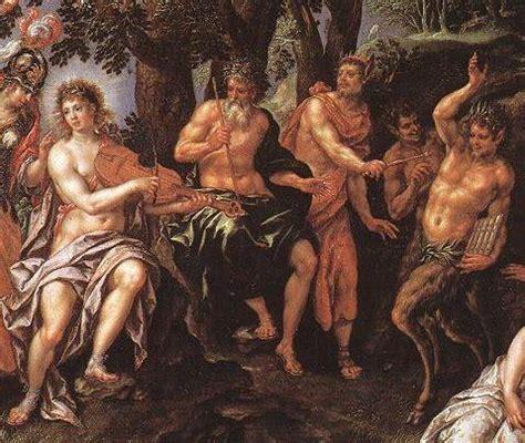 Pan : Yunan mitolojisi nde kırın,satirlerin ve çobanların ...