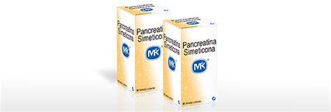 Pancreatina Simeticona MK®