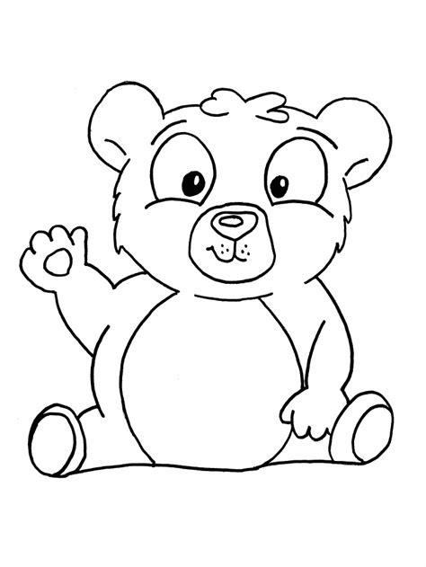 Panda Bears Coloring Pages - AZ Coloring Pages