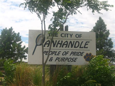 Panhandle, Texas   Wikipedia