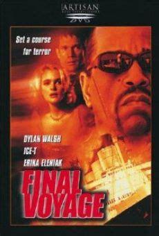 Pánico en altamar (1999) Online - Película Completa ...