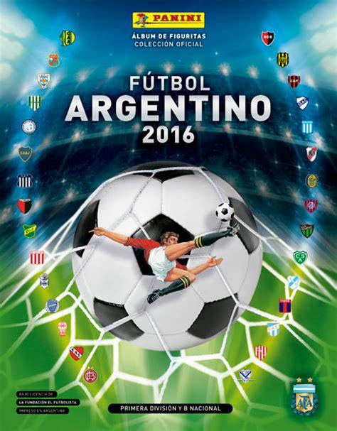 Panini Argentina: FÚTBOL ARGENTINO 2016