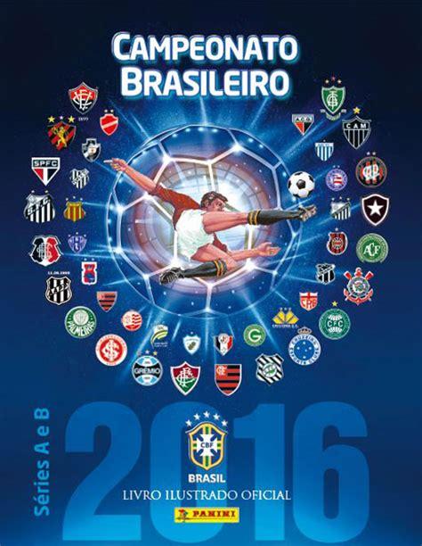 Panini: Campeonato Brasileiro 2016