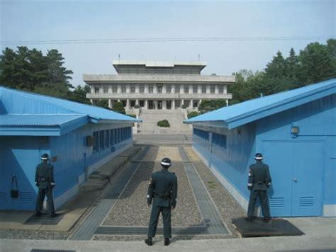 Panmunjom, frontera entre las dos Coreas - Ser Turista
