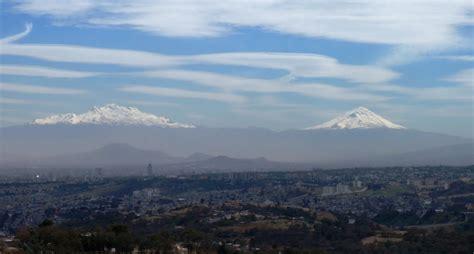 Panoramio - Photo of Iztaccihuátl y Popocatépetl